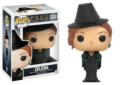 Funko - POP TV: Once Upon A Time - Zelena New In Box