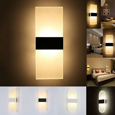 LED Wall Lights Indoor Lighting Sconce Hallway Aisle Living Room Lamp 3w 5w 7w
