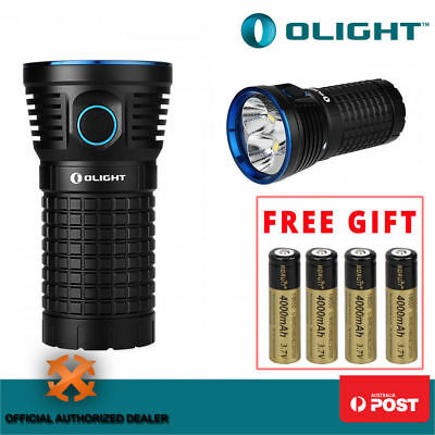New Olight X7 Marauder CREE LED 9000Lm Hunting Camping Shooting Flashlight Torch