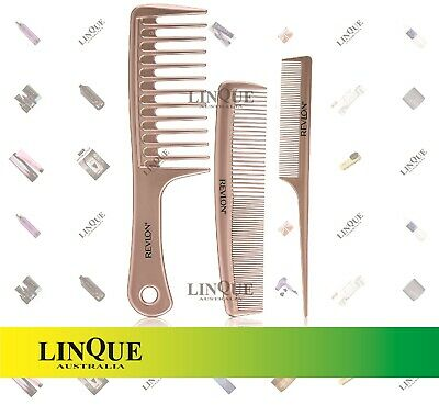 WAHL 8 Pack Black Cutting Guides Attachment Combs Guards for Standard Clippers