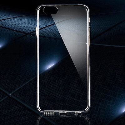 Transparent Case Cover For Iphone 6 Full Body Cover Skin Protector Free Shipping