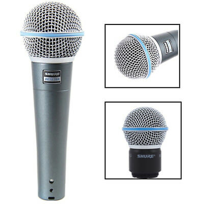 100% Brand New In Box SHURE Beta 58A Pro Vocal Mic GENUINE Beta 58 / Beta58a