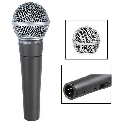 100% Brand New IN Box Shure SM58 Dynamic Vocal Microphone Shure SM-58