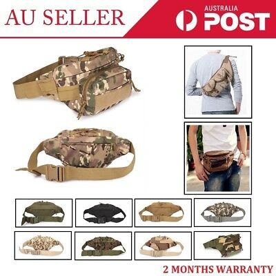 New Tactical Waist Pack BL059Utility Outdoor Casual Pouch Sports Running Hiking