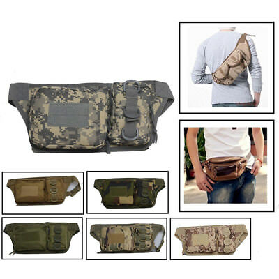 New Tactical Waist Pack BL026 Camping Hiking Bag Casual Travel Sport Bicycle