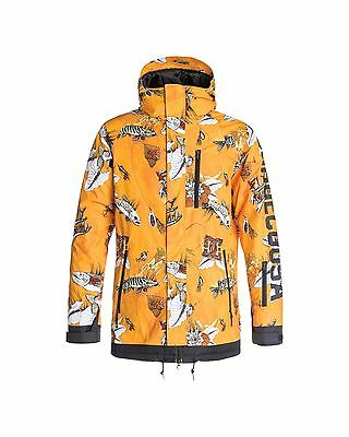 NEW DC Shoes™ Mens Ripley Snow Jacket DCSHOES  Winter