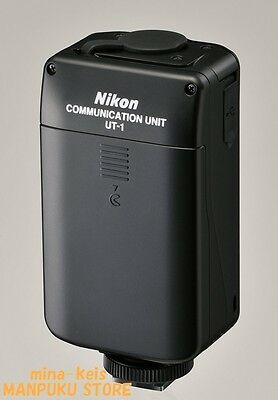 OFFICIAL NEW Nikon Communication unit UT-1 from JAPAN F/S EMS SPEEDPOST tracking