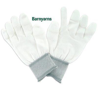 Machinger Machine Quilting Gloves With Finger Grips. Size Small / Medium