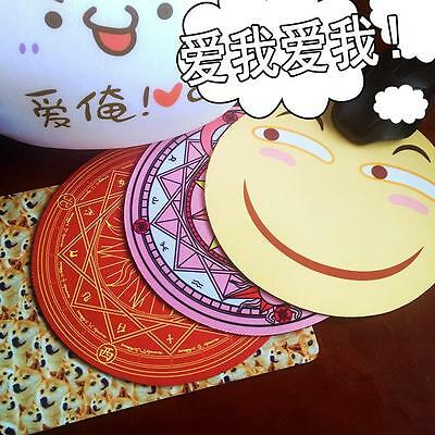 2016 Cute New Cardcaptor Sakura Doge Mouse Pad  Mats Causal Use 1pc 4 Styles