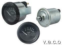 160779 24 VOLT OIL PRESSURE GAUGE AND SENDER UNIT 52mm DURITE TYPE 0-523-66