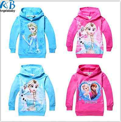 Pullover for kids Elsa-Anna-Olaf-Frozen
