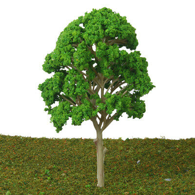 5 Model Mulberry Trees Architecture Train Railway Wargame Park Scenery HO O