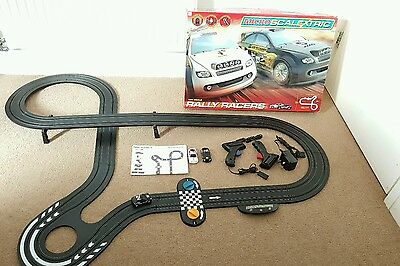 MicroScalextric Rally Racers - 2 Player.