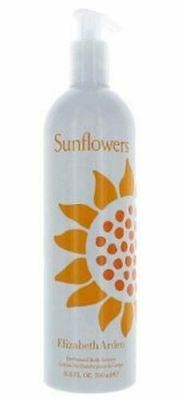 Elizabeth arden sunflowers 500ml body lotion Last Minute  Mothers Day Gift