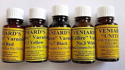 VENIARD'S CELLIRE HEAD CEMENT  you need to buy 3 for shipping chose the colors