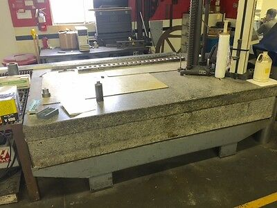 "Granite Surface Plate 72"" x 96"""