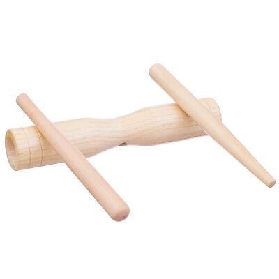 Toy Wooden Percussion Rhythm w stick Kids Musical Instrument Toy Educational