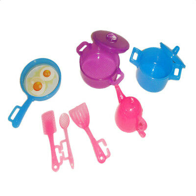 Doll House Kitchen Utensils Kitchenware for Sindy Moxie Sized Dolls