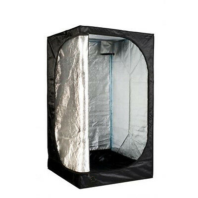"Grow Tent 4' X 3.25' X 5.3"" HYDRO Indoor Secret Mylar Infared Hydroponic HUT NIB"