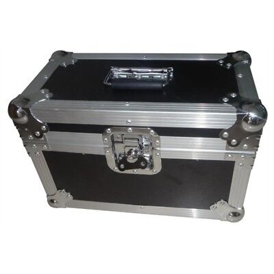 Flightcase passend für 2x LED Mini Moving Head Case Transportkiste Koffer