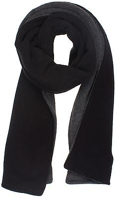 Thick Double Layer Long Thermal Soft Fleece Winter Scarf For Women Men And Women