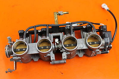 05-06 Suzuki Gsxr1000 Gsxr 1000 Oem Main Fuel Injectors / Throttle Bodies
