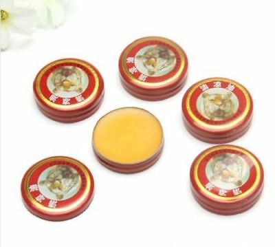 5pc Tiger Essential Oil Refreshing Pain Relief Balm Mosquito Mint Herbal HBSC004