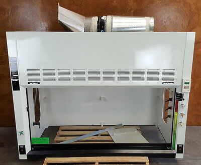 Fisher Hamilton Safeaire Laboratory Fume Hood * Variable Air Volume System * 5'