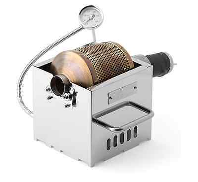 KALDI Mini Home Coffee Roaster Direct Fire Electric Bean Roasting 200g