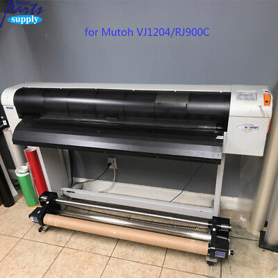 Semi-automatic Mutoh Paper Collector Take Up System for Mutoh RJ900C VJ-1204 New