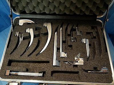 PROPPER FiberOptic Laryngoscope Set