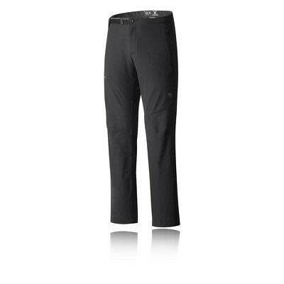 Mountain Hardwear Chockstone Active Mens Grey Water Resistant Pants Bottoms