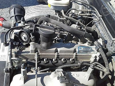 Great Wall X200 2012 Engine GW4D20 2.0TD 91705kms Manual Gearbox 6sp 4WD Parts