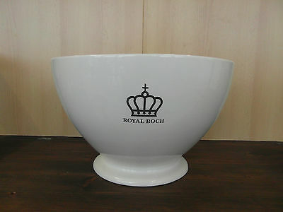 Grand bol / rafraîchissoir Royal Boch Multiple Bowl n°5 + cachet
