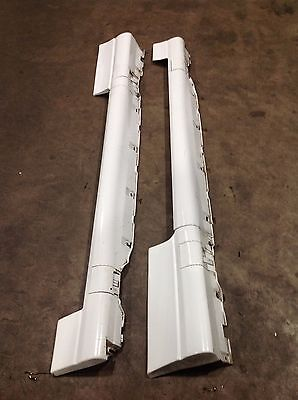 Mk3 Vauxhall Astra Gsi Side Skirts ( Body Kit )