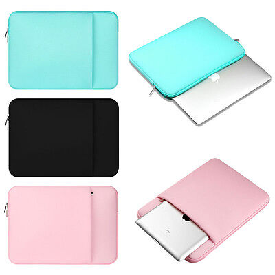Laptop Notebook Sleeve Case Bag Cover For MacBook Air/Pro 11/12/13