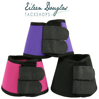 EDT NEOPRENE OVER REACH BOOT Pony Cob Full or X Full
