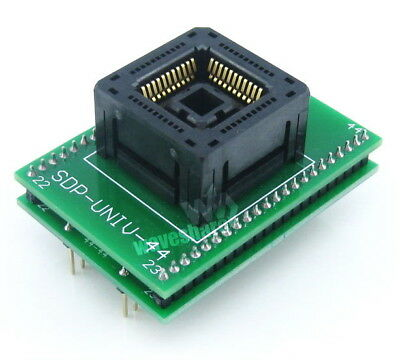 Yamaichi PLCC44 TO DIP44 IC Programmer Adapter for PLCC44 package