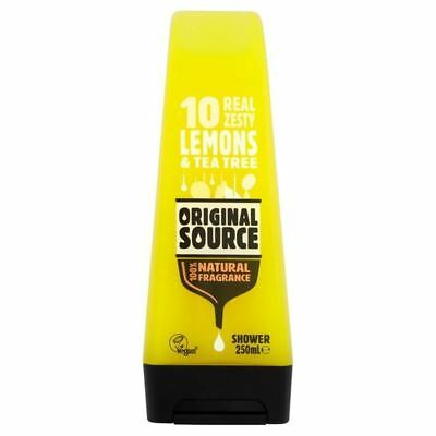 Original Source Lemon Shower Gel 250ml