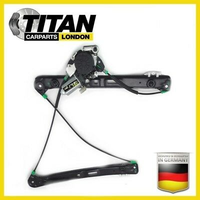 Electric Window Regulator BMW 3 E46 1998-2005 Front Right With Motor 51337020660