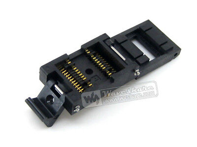 Yamaichi IC51-0282-334-1 IC Test & Burn-in Socket for SOP28 SO28 SOIC28 package