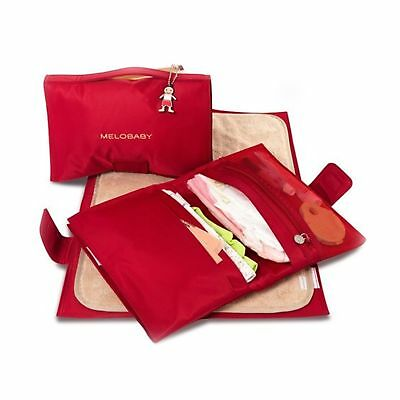 NEW Baby Clothing, Gifts and Accessories Melobaby Nappy Wallet - Red