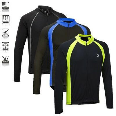 Tenn Mens Sprint Long Sleeve Cycling Shirt/Jersey