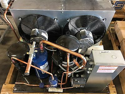 Emerson Copeland Scroll Condensing Unit 208/230V 1Ph 60Hz NEW