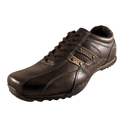 Red Tape Mens Calder Smart Casual Classic Formal Outdoor Shoes Brown
