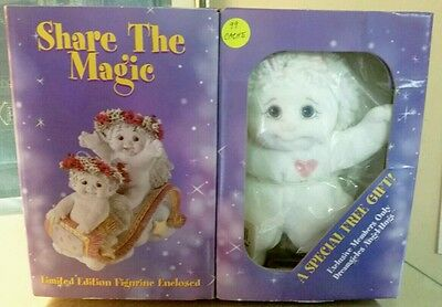 "Dreamsicles ""Share the Magic"" Collectable CAST Art, Membership KIT, FIGURINE"