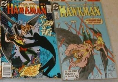 Hawkman V.2 U-PICK ONE #1,2,9,12,15,16,Sp.1 DC 1986-87 Issues PRICED PER COMIC