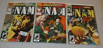 The 'Nam U-PICK ONE #67,68 or 69 (Punisher) Marvel (1992) PRICED PER COMIC