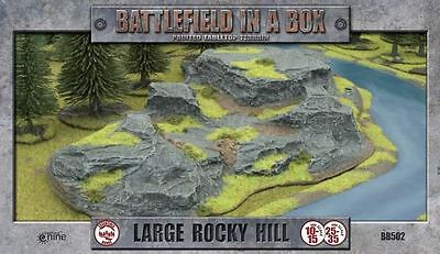 Large Rocky Hill - Battlefield in a Box