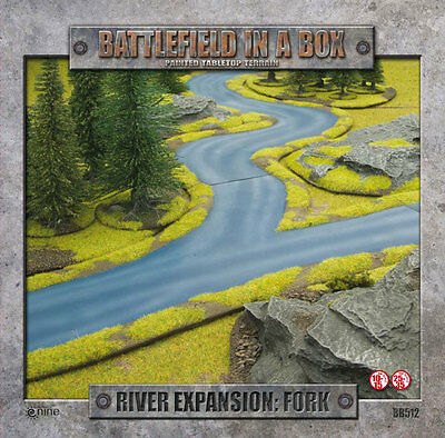 River Fork - Battlefield in a Box